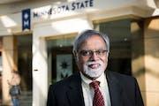 Devinder Malhotra, chancellor of Minnesota State college system.