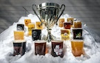 The Minnesota Beer Bracket is heating up this round.