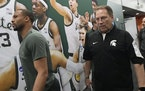 Michigan State tops very early Final Four projections for 2020