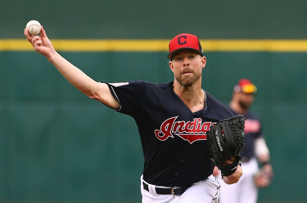 Cleveland ace Corey Kluber has won two AL Cy Young Awards, but he didn't win a third in 2018 despite recording the first 20-win season of his career.