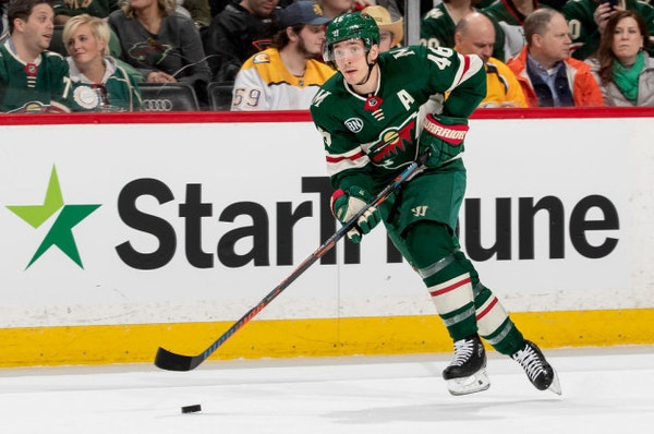Spurgeon contract talks an offseason priority for Wild