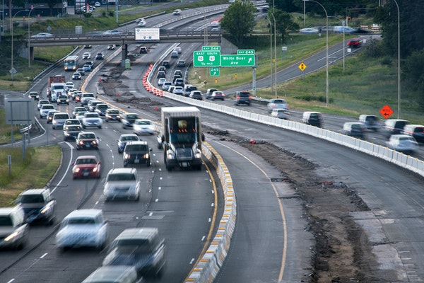 Why can't Minnesotans figure out how to zipper merge?