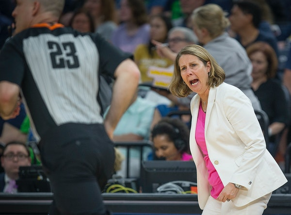 Lynx coach Cheryl Reeve, who can get angry at times during WNBA games, has a résumé NBA teams should consider.