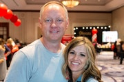 """Kendall and Roxanne Bennett, CEOs of Utah-based Bennett Events: """"Things change every year."""""""
