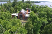 For sale: A home on private Eagle Island in the middle of Lake Vermilion.