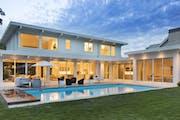 Coastal Modern, designed by Swan Architecture.