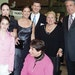 Members of the Jacobs family at the PACER Center's annual benefit in 2005. Alexandra and Irwin Jacobs, at right, were Patron Party co-chairs.