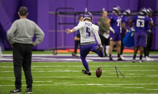 Zimmer: Vikings 'working on' adding kicking coach to staff
