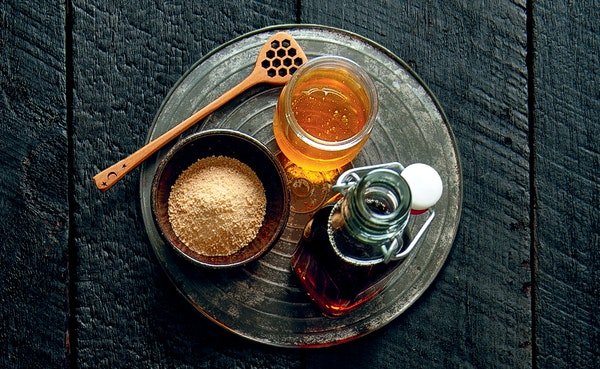 """Beth Dooley and Mette Nielsen's new cookbook, """"Sweet Nature,"""" focuses on cooking with honey and maple syrup."""