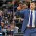 New Wolves President of Basketball Operations Gersson Rosas will have to address the situation of his head coach (currently Ryan Saunders on an interi