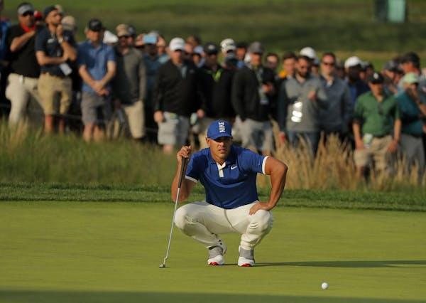 Leaderboard: Final round of PGA Championship