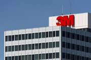 The 3M World Headquarters complex in Maplewood, Minn.