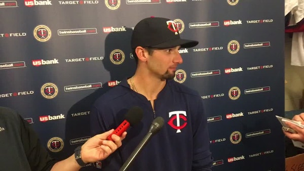 Smeltzer: MLB debut was awesome