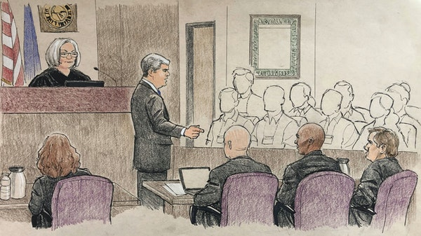 Judge's instructions detailed what Noor jurors needed to find before finding guilt