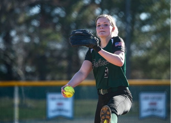 Faribault softball's Armbruster following up where she left off