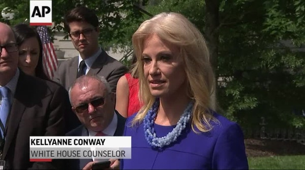 Conway complains Pelosi treated her like a 'maid'