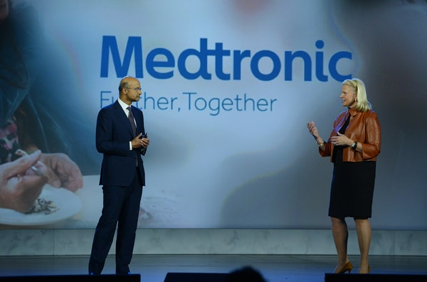 Never-ending growth: Medtronic CEO OmarIshrak guided his firm to the No. 5 spot on the Star Tribune 50 with $30.6 billion in revenue.