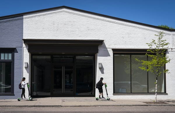 A wave of store closings on Grand Avenue, a historic St. Paul commercial corridor, has raised questions about the street's continued vitality.