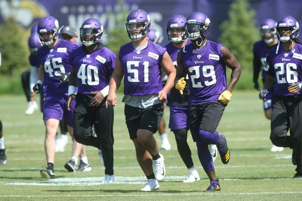 Zimmer on adjusting defense, the No. 2 QB issue and more from OTAs