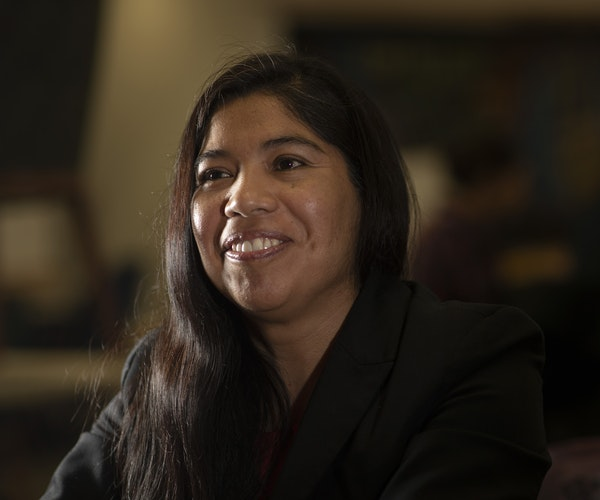 """""""It gives us hope because we're being taken seriously,"""" wage theft victim Nely Bautista said of the the Minnesota measure."""