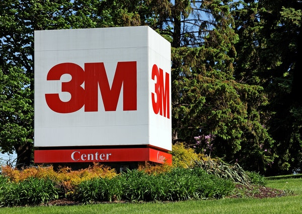3M's world headquarters in Maplewood. (Photo from Dreamstime.) ORG XMIT: MIN1903261016274297