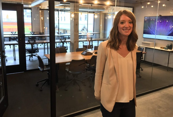 Katrina Anderson, co-founder and CEO, ClinicianNexus The Minneapolis company is a software provider that helps track health system workers' training