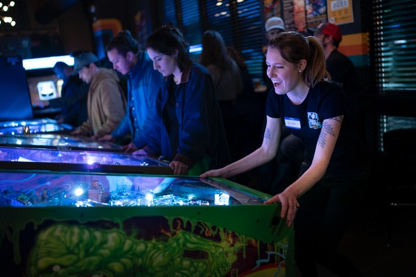 Twin Cities female pinball club aims to change the game