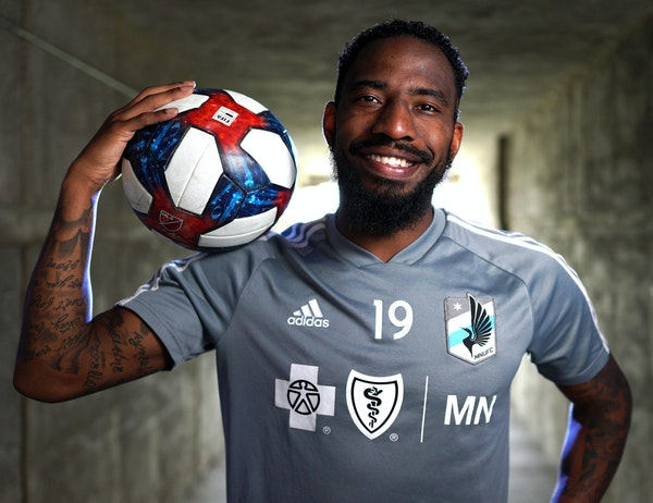 Romain Metanire left France to start at right back for Minnesota United and get a taste of life in the United States.