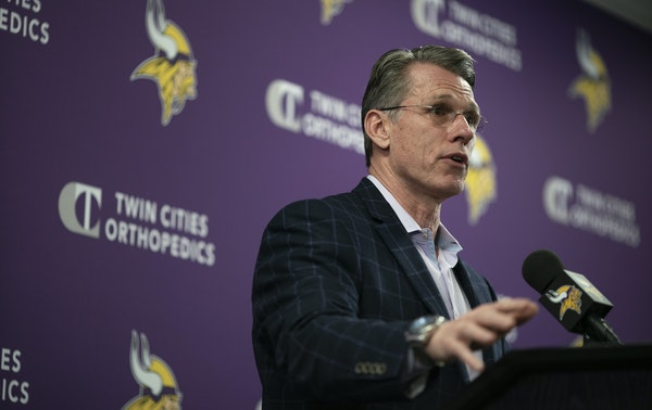 Vikings General Manager Rick Spielman has liked what he's seen so far after significant offseason changes to the roster.