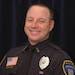 Eden Prairie Officer Travis Serafin