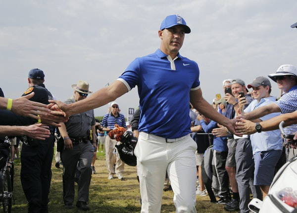 Brooks Koepka, the No. 1 player in the world, leads some stellar names in this week's 3M Open.