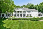 Irwin Jacobs' 20-acre estate is listed for $11.995 million.