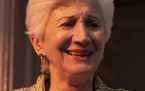 """Olympia Dukakis in """"TALES OF THE CITY."""" credit: Alison Cohen Rosa/Netflix"""