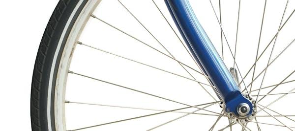 Some sensed hostility to the bike as transportation.
