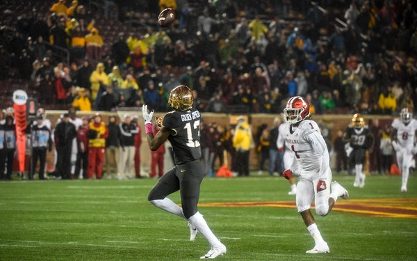Gophers offering $199 'mobile' season tickets for 2019 football