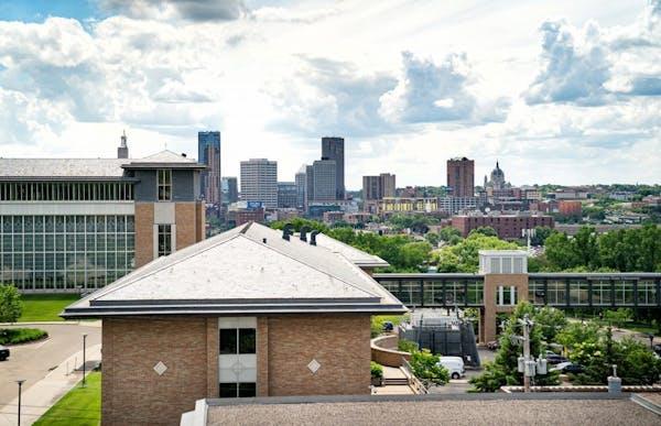 Metropolitan State University in St. Paul.