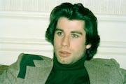 Actor John Travolta in 1977.