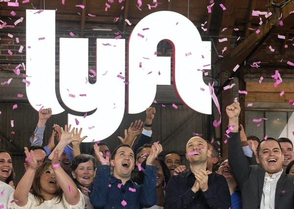 Much of Lyft's systems run on Amazon's cloud, costing it $300 million in fees through 2021. And Google owns more than 5% of the company.