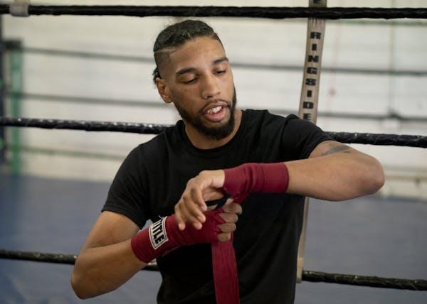 Minneapolis boxer Jamal James has sights on title fight