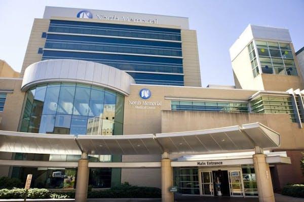 North Memorial Medical Center in Robbinsdale.