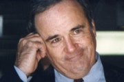 Tom Ryther in 1993.