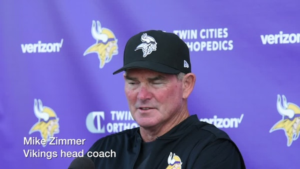 Zimmer upset with Hill's suspension, gives injury update