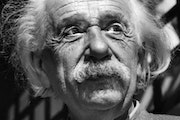 Albert Einstein believed that living to help others is the only way to live your life.