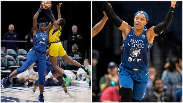 Sylvia Fowles and Odyssey Sims will represent the Lynx at the WNBA All-Star game in Las Vegas later this month.