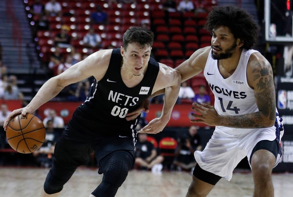 Much to like about the Summer League Timberwolves