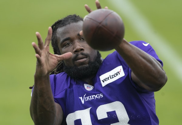 Vikings running back Dalvin Cook has shown flashes of his dynamic talent and the way he impacts a game as a runner or receiver out of the backfield.