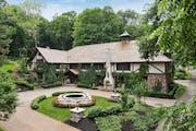 Renovated 1905 English Tudor style estate still boasts century-old character in Victoria.