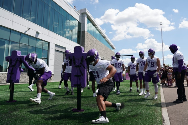 Access Vikings: Defensive line lacking due to injuries