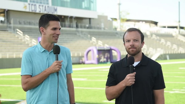 Access Vikings: First look at new offense
