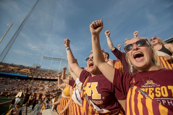 Gophers add another open training camp session for fans